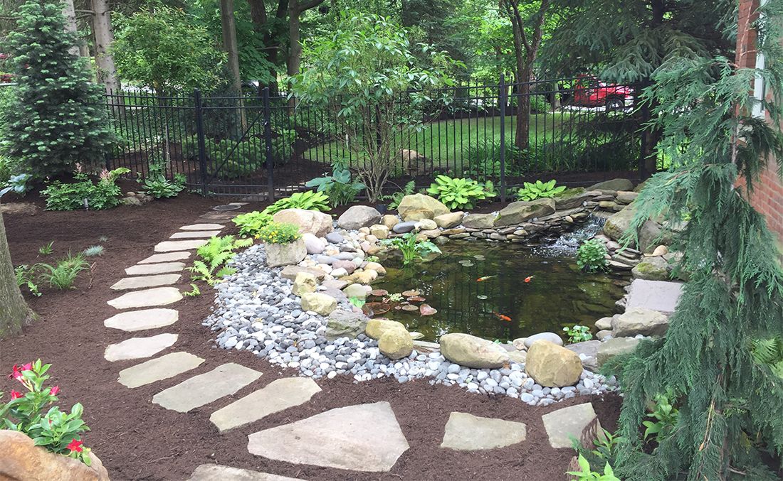 Ponds Amp Water Features Absolute Precision Landscape Amp Supply