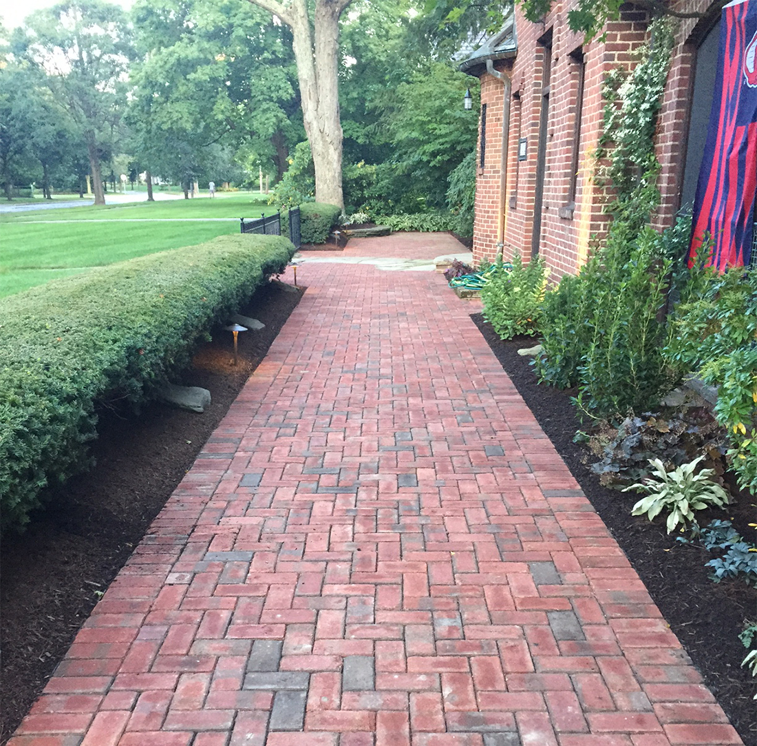 Shaker Heights Walkway Restoration | Absolute Precision